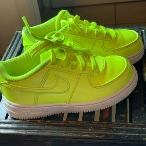 Toddler Nike Air Force one